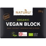 Naturli Food A/S Streichzarter Block, 200 gr vega