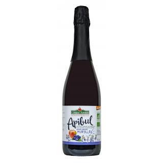 Apibul Apfel Heidelbeere
