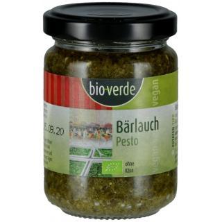 Bärlauch-Pesto, NICHT