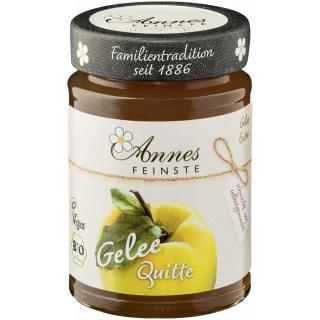 Annes Quitten Gelee extra, 225 gr Glas