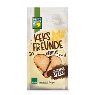 Bohlsener Keks Freunde Vanille, 250 gr Packung