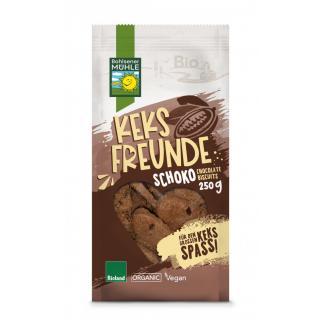 Bohlsener KeksFREUNDE Schoko, 250 gr Packung