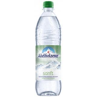 Adelholzener Adelholzener Sanft, 1 ltr PET-Flasche