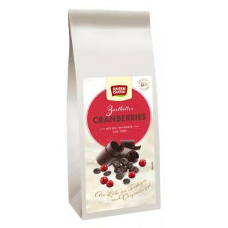 Cranberries in Zartbitter