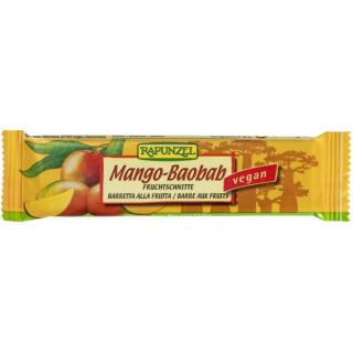 Fruchtschnitte Mango-Baobab