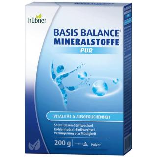 Basis Balance Mineralstoffe Pur 200 g
