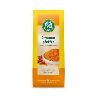 Cayennepfeffer, 50 gr Packung