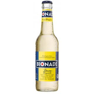 Bionade Zitrone-Bergamotte, 0,33 ltr Flasche