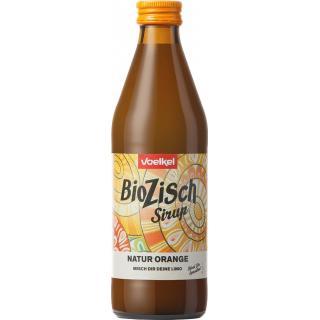 Bio Zisch Sirup Natur Orange