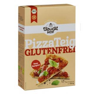 Bauckhof Pizza-Teig, 350 gr Packung -glutenfrei