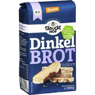 Bauckhof Dinkel-Brot Vollkorn