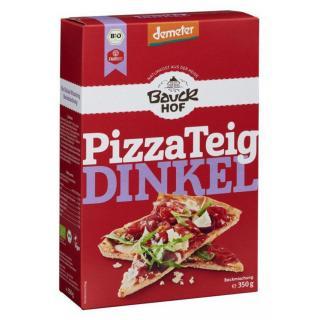 Bauckhof Pizza Teig Dinkel