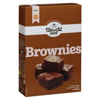 Bauckhof Brownies, 400 gr Packung -glutenfrei-