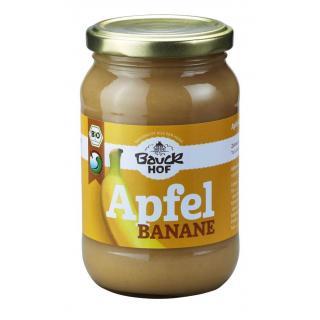 Bauck Apfel-Bananenmark, 360gr