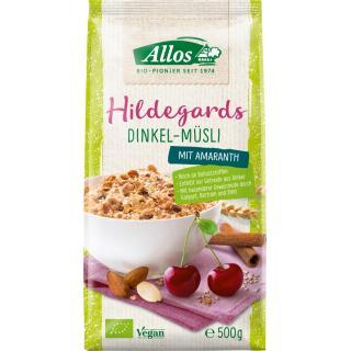 Allos Hof-Müsli Hildegard, 500 gr Packung