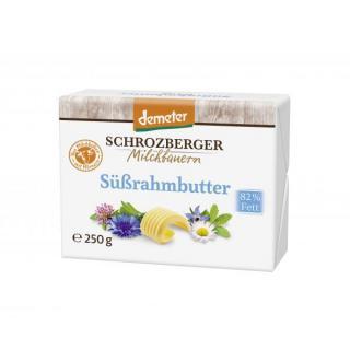 Schrozb.Süßrahmbutter,250g