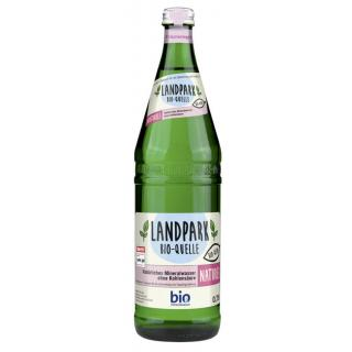 Landpark Bio-Quelle Naturell, 0,75 Flasche