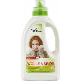 Alma Win Wollwaschmittel, für Wolle, Seide und Nat
