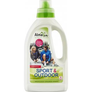 Alma Win Waschmittel Sport + Outdoor, 750 ml Flasc