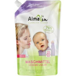Alma Win Flüssiges Waschmittel im Standbodenbeutel