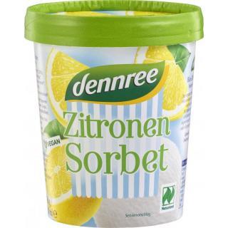 dennree Zitronen Sorbet, 500 ml Becher Lieferbar a