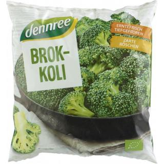 dennree Brokkoli, 400 gr Beutel - Lieferbar ab Mit
