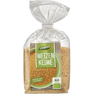 dennree Weizenkeime, 200 gr Packung