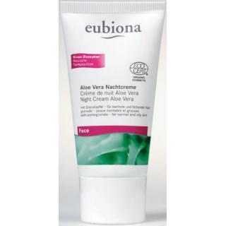 Aloe Nachtcreme eubiona 50 ml