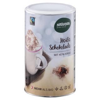 Naturata Heiße Schokolade, 350 gr Dose
