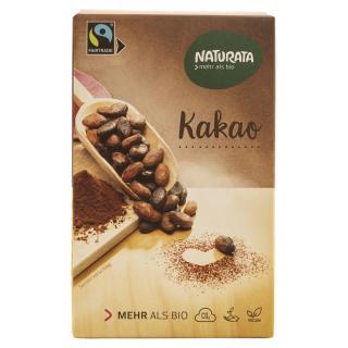 Naturata Kakao, schwach entölt