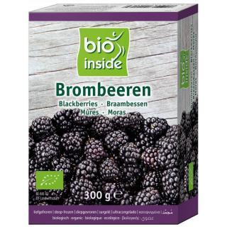bio inside Brombeeren, 300 gr Schachtel