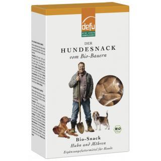Hunde-Snack Huhn Möhre