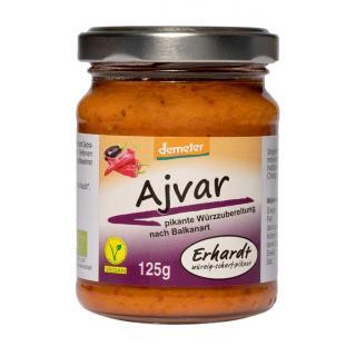 Erhardt Ajvar,125 gr