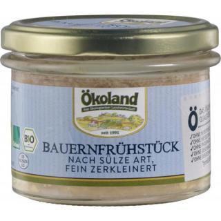 Bauernfrühstück Gourmet Qualität im Glas