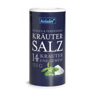 bioladen*Kräutersalz-Streudose