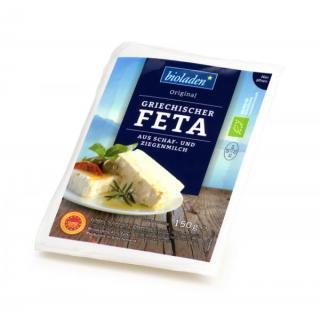 b*griechischer Feta, vakuum