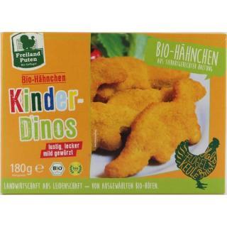 Fahrenzh Hähnchen Kinder-Dinos, 180 gr Packung 7-8