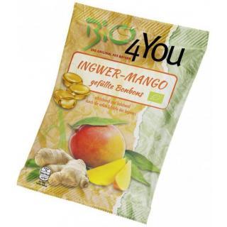 Bio 4You Ingw.-Mango-Bonb.gefüllt 75 g