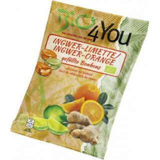 Bio 4You Ingwer Limette und Orange 75 g
