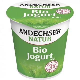 And.Joghurt natur,150g,3,7%,Be