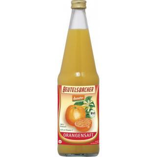 Beutelsb. Orangensaft 0,7 l