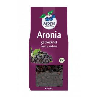 Aronia Original Aroniabeeren getrocknet, 200 gr