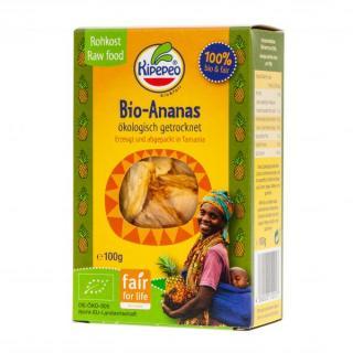 Ananas getrocknet ca. 100g-Btl, 24 Btl