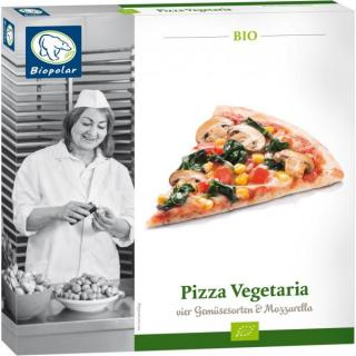 Biopolar Pizza Vegetaria, 310 gr Schachtel