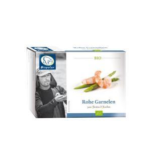 Biopolar Bio-Garnelen (roh und geschält), 165 gr S