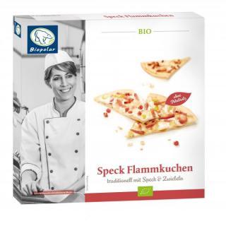 Biopolar Flammkuchen Speck, 260 gr Schachtel