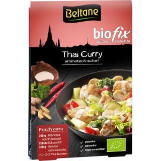 Beltane biofix - Thai Curry, 20,4 gr Beutel