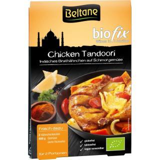 Beltane biofix - Chicken Tandoori, 21,5 gr Beutel