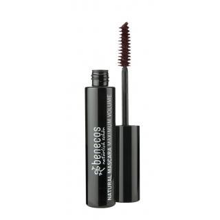 benecos Natural Mascara Maximum Volume smooth brow