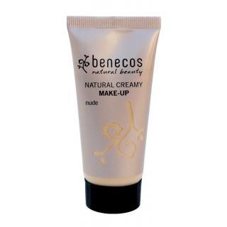 benecos Natural Creamy Make-up nude, 30 ml Tube -L